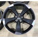 4x Original Audi Q5 FY 8x20 ET39 80A601025AQ Rotor