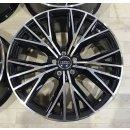 4x Original Audi A7 4G 9x20 Zoll ET37 Felgen 4G8601025AT...