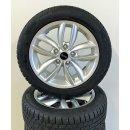 4 x Ori. Mini S R61 R60 7x17 Zoll ET50 Winterreifen 9803723 Reifen 205  RunFlat