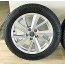 NEU 4 x Original Audi Q2 GA 7x17 Zoll ET45 Winterreifen 81A601025C Reifen 215/55