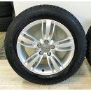 4 x Original Audi Q3 SQ3 8U 6,5x17 Zoll ET33 Winterreifen 8U0601025E Reifen 215/60