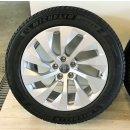 4 x Original Audi A7 C8 4K8 8x18 Zoll ET26 Winterreifen 4K8601025A Reifen 225/55