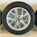 4 x Original Audi Q3 RSQ3 8U 7x18 Zoll ET43 Winterreifen 83A601025J Reifen 235/55