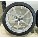NEU 4 x Original Audi RS4 RS5 8W 8x19 Zoll ET26 Winterreifen 8W0601025CP Reifen 235/40