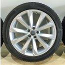 4 x Original Audi A6 4K9  Allroad 8,5x20 Zoll ET37 Winterreifen 4K9601025B  245/45