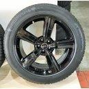 4 x Original Audi etron 9x20 Zoll ET38 Winterreifen 4KE601025S schwarz 255/50