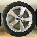 4 x Original Audi etron 9x20 Zoll ET38 Winterreifen 4KE601025S Reifen 255/50