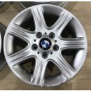 4x Original BMW 1er F20 F21 2er F22 F23 Zoll 7x16 Felgen ET40 6796201 silber