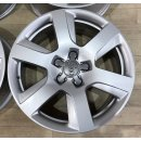 4x Original Audi A7 4G8 7x17 Zoll ET25 Felgen 4G8601025H...