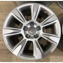 4x Original Audi A4 B8 8K 8x17 Zoll ET26 Felgen 8K0601025BL Alufelgen