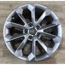 4x Original Audi Q3 RSQ3 8U  7x17 Zoll ET43 Felgen 8U0601025AF Alufelgen