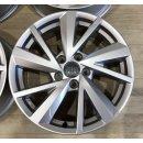 4x Original Audi Q2 81A GA 7x17 Zoll ET45 Felgen 81A601025C Alufelgen