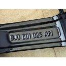 4x Original Audi TT TTS 8J 9x18 Zoll ET52 Felgen 8J0601025AA Alufelgen schwarz