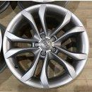 4x Original Audi TT TTS 8J 9x18 Zoll ET52 Felgen 8J0601025S Alufelgen