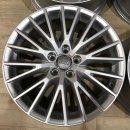 4x Original Audi TT TTS 8S 8,5x18 Zoll ET50 Felgen 8S0601025D Alufelgen
