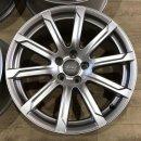 4x Original Audi A5 S5 8T 8,5x18 Zoll ET29 Felgen 8T0601025CF Alufelgen