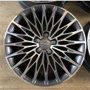 4x Original Audi A3 S3 8V 8x18 Zoll ET46 Felgen 8V0601025BG Alufelgen
