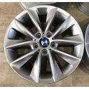 4x Original BMW X3 F25 X4 F26 8x18 Zoll ET43 Felgen 6787578 Alufelgen