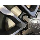4x Original Audi TT TTS 8S 9x19 Zoll ET52 Felgen 8S0601025F Alufelgen Sline