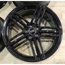 4x Original Audi Q3 RSQ3 8U 8,5x19 Zoll ET36 Felgen 8U0601025H Alufelgen schwarz