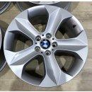 4x Original BMW X6 E71 9x19 Zoll ET18/48 Felgen...