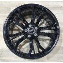 4x Original Audi R8 GT V8 V10 8,5/11x19 Zoll ET42/50 Felgen 420601025AS/B Alufelgen schwarz