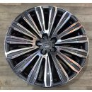 4x Original Audi A8 S8 A7 S7 4H 9x20 Zoll ET37 Felgen 4H0601025CL Alufelgen