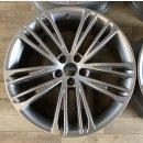 4x Original Audi A7 S7 4K8 C8 8,5x20 Zoll ET30 Felgen 4K8601025F Alufelgen