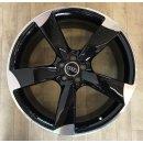 4x Original Audi A8 S8 4H A7 S7 9x21 Zoll ET35 Felgen 4H0601025AC Alufelgen Rotor