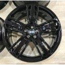 4x Original Audi A8 S8 4H A7 S7 9x21 Zoll ET35 Felgen 4H0601025AR Alufelgen schwarz