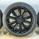 4 x Original Audi A6 Allroad 4K0 8,5x20 Zoll ET37  Winterreifen 4K9601025B 245/45 Reifen
