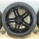 4 x Original AudiQ5 SQ5 FY 8x20  Zoll ET39 Winterreifen 80A601025N  255/45 Reifen schwarz
