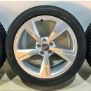 4 x Original Audi A1 8GB 7,5x17 Zoll 7,5x17 ET46 Winterreifen 82A601025G 215/45 Reifen