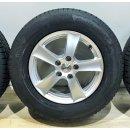 4 x Original Kia Sport 6,5x16 Zoll ET42,5 Winterreifen KBA50290 215/70 Reifen