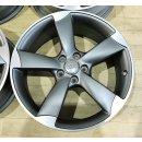 4x Original Audi A3 S3 RS3 8P 8,5x19 Zoll ET53 Felgen...