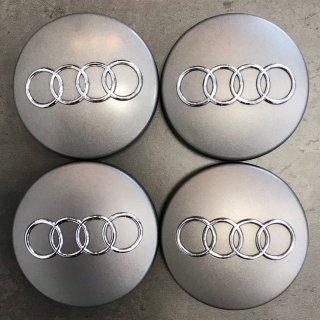 4x Original Audi Nabendeckel Nabenkappen Felgendeckel 8D0601170