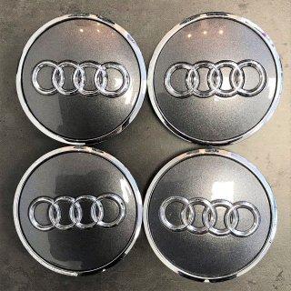 4x Original Audi Nabendeckel Nabenkappen Felgendeckel 8W0601170