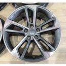 4x Original Audi A4 S4 8W 8x18 Zoll ET40 Felgen...