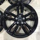 4x Original Audi A4 S4 8W B9 8x18 Zoll ET40 Felgen 8W0601025EB Alufelgen schwarz