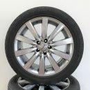 4 x Mercedes Benz ML 10x20 Zoll ET60 Sommerreifen Reifen...