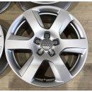 4x Original Audi A8 4H D4 8x17 Zoll ET30 Felgen 4H0601025...