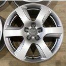 4x Original Audi A8 4H D4 8x17 Zoll ET30 Felgen 4H0601025 Alufelgen