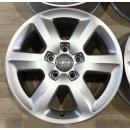 4x Original Audi Q7 4L 8x18 Zoll ET56 Felgen 4L0601025AG Alufelgen
