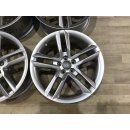 4x Original Audi A1 S1 7,5x17 Zoll ET36 Felgen 8X0601025AP Alufelgen