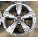 4x Original Audi A4 S4 8K B8 8x18 Zoll ET26 Felgen...