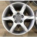 4x Original Audi A6 4F C6 7x16 Zoll ET35 Felgen 4F0601025CM Alufelgen