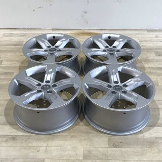 4x Original Audi A3 S3 8V 7,5x17 Zoll ET43 Felgen 8V0601025DP Alufelgen