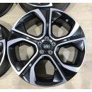 4x Original Audi A1 S1 8X 7,5x18 Zoll ET39,5 Felgen...