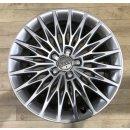 4x Original Audi A3 S3 8V Limo-Cabrio 8x18 Zoll ET46 Felgen 8V0601025AE Alufelgen
