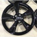 4x Original Audi Q5 SQ5 FY 80A 7x19 Zoll ET34 Felgen 80A601025K Alufelgen schwarz